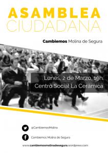 3 Asamblea ciudadana Cambiemos Molina de Segura