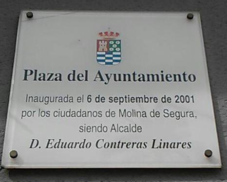 Placa Plaza