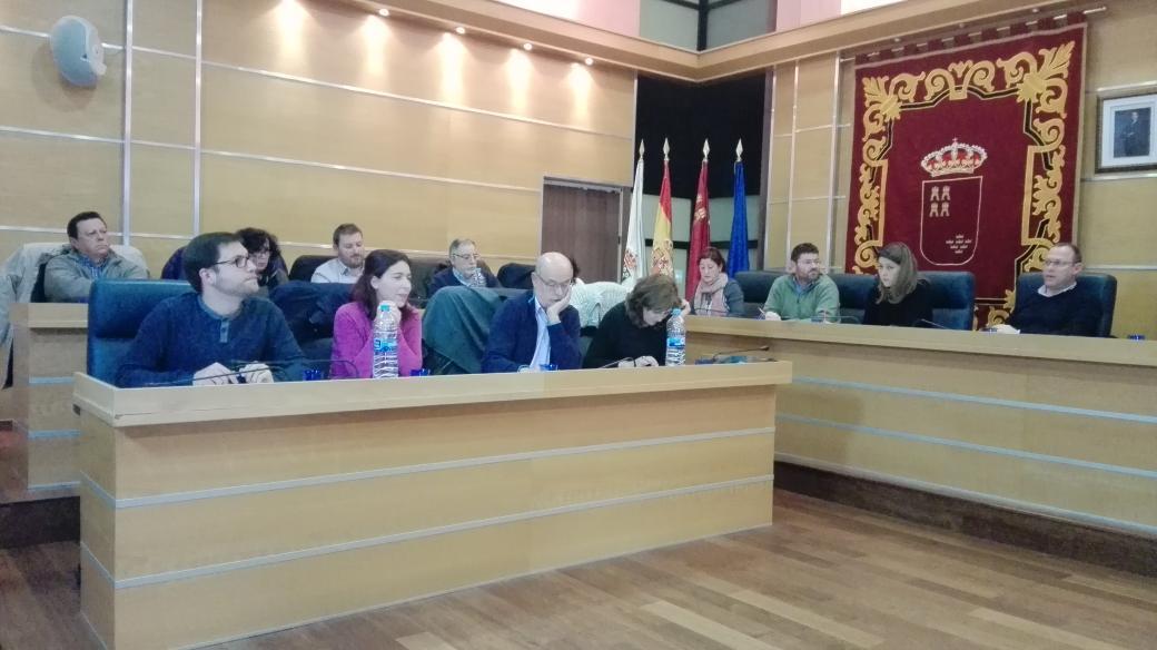Concejales de Cambiemos Molina