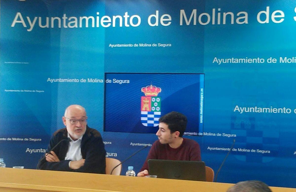 El Ayuntamiento de Molina de Segura debuta en la Ayuda al Desarrollo como el tercer municipio en la Región de Murcia que más dinero destina a Cooperación